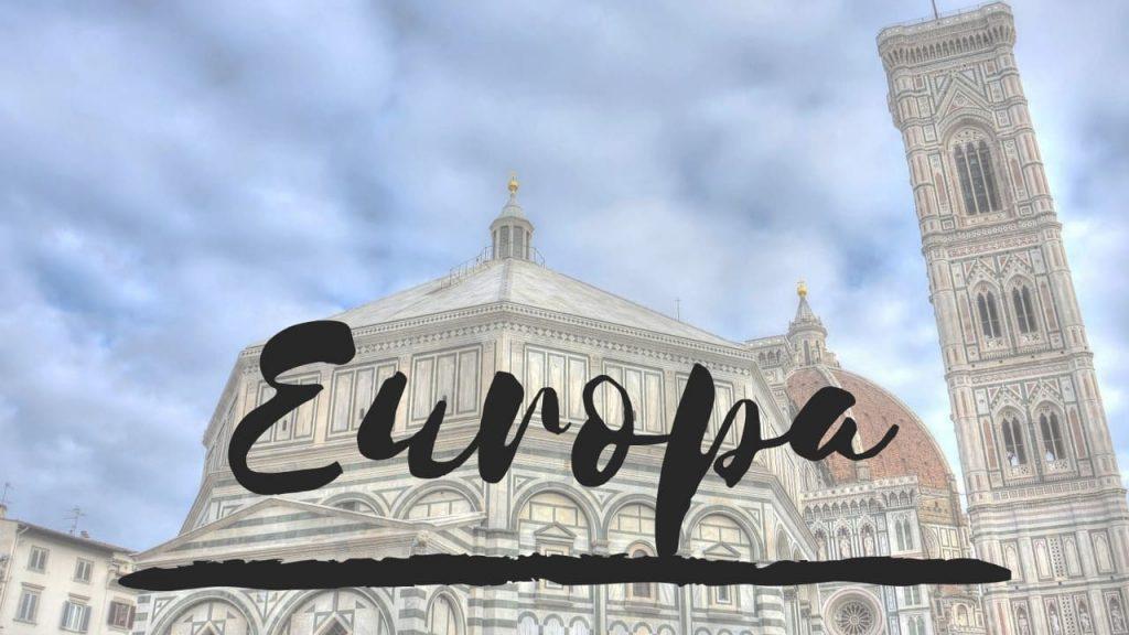 guias de viaje de europa