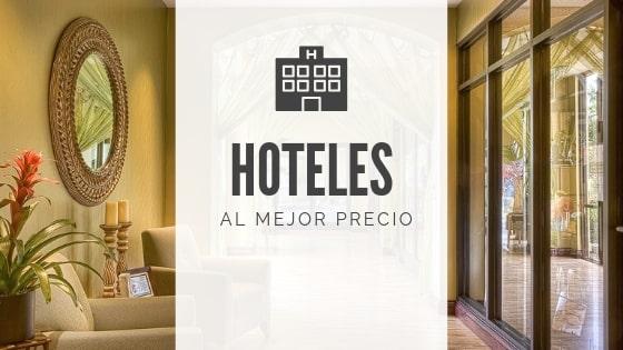 hoteles baratos mejor precio