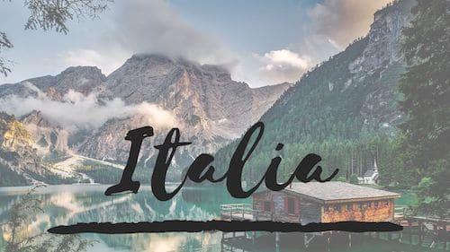guia de viaje de italia