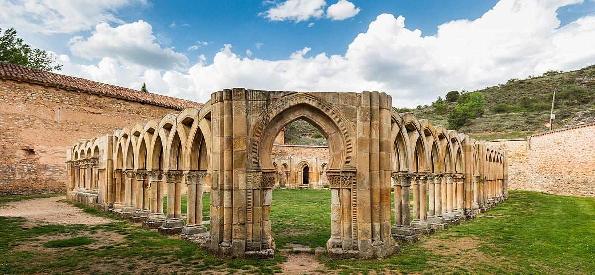 Monasterio de San Juan de Duero Soria