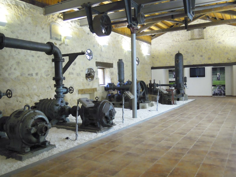 Museo del Agua Soria