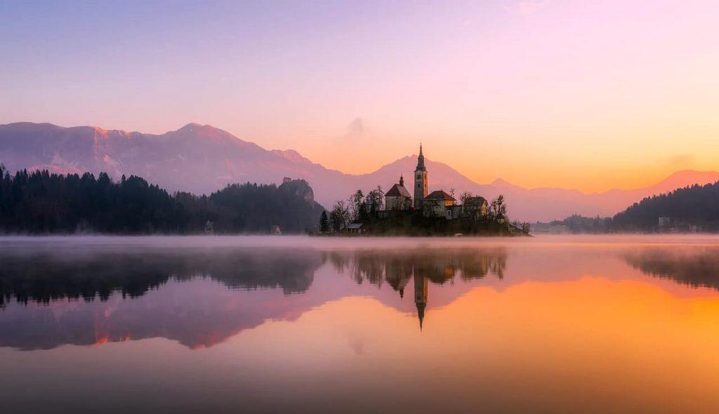 pernoctar camper autocaravana eslovenia