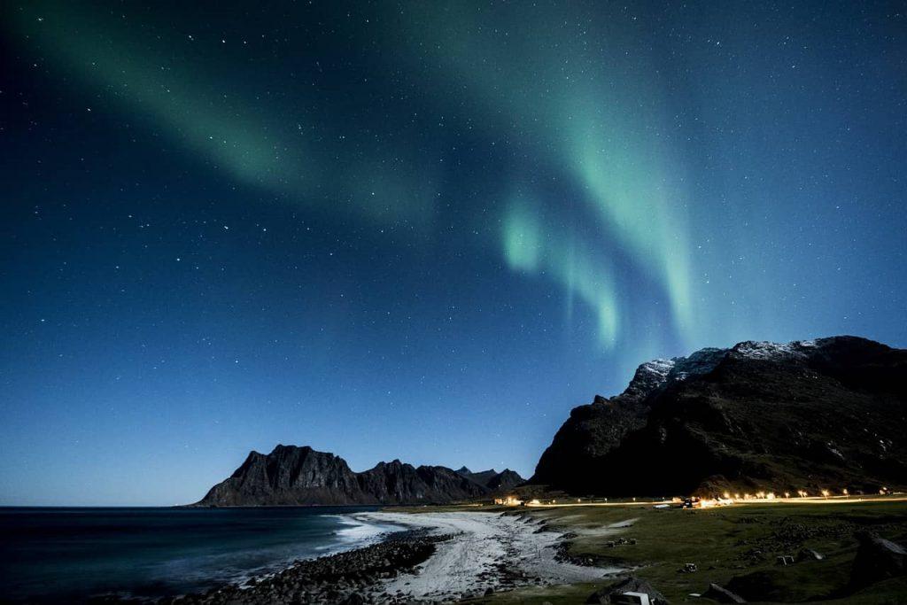 pernoctar camper autocaravana noruega