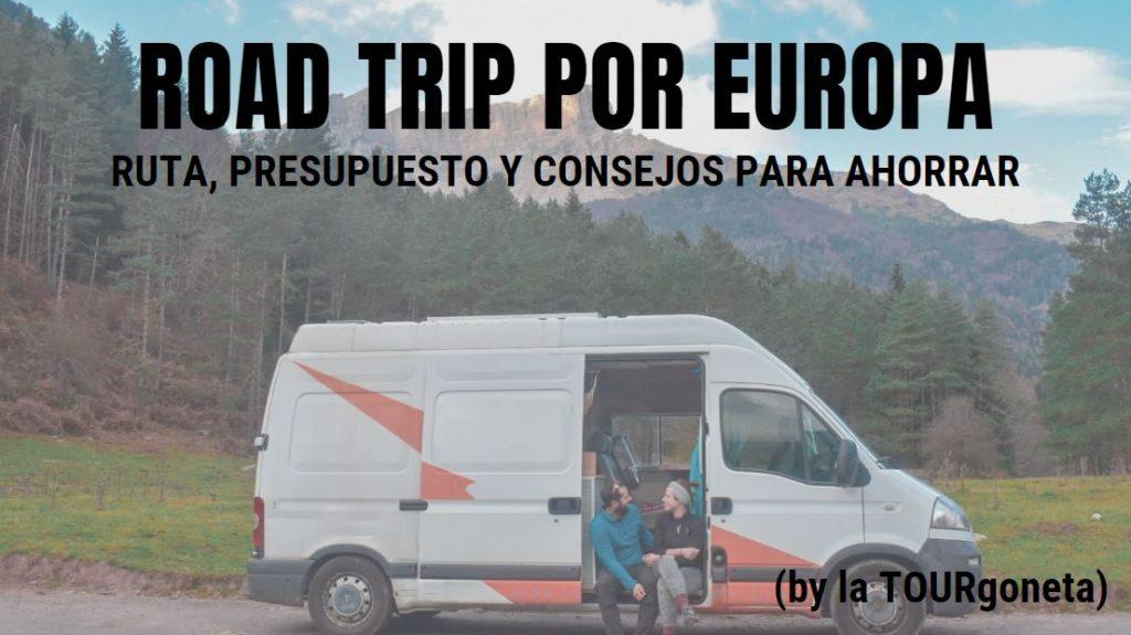 road trip europa consejos presupuesto
