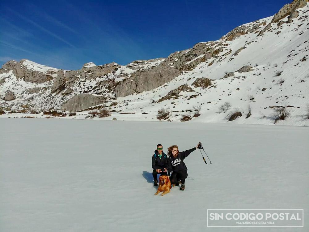 Nuestra visita a los lagos en Febrero
