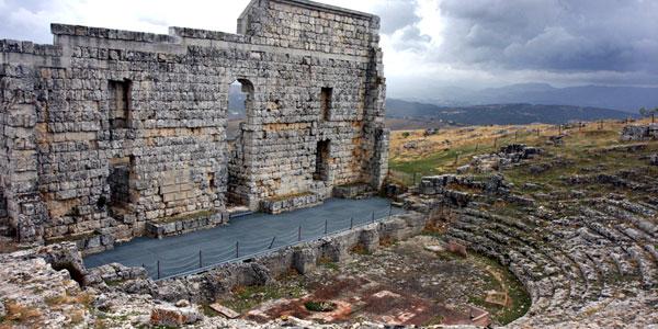 Ruinas de Acinipo