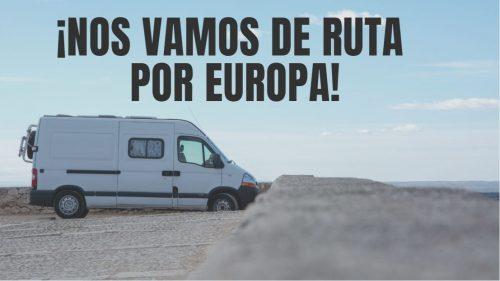 Ruta por Europa en furgoneta camper
