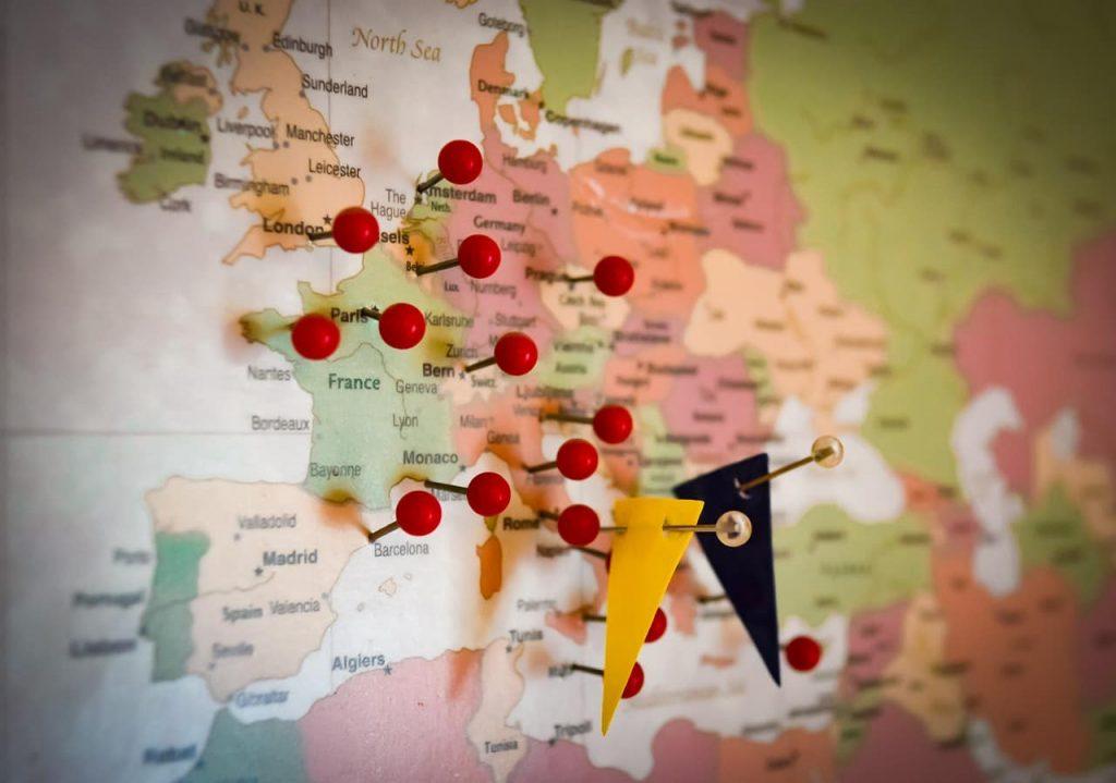 seguro de viajes obligatorio europa
