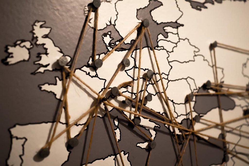 viaje por europa ruta