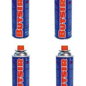 Cartuchos de gas CP250