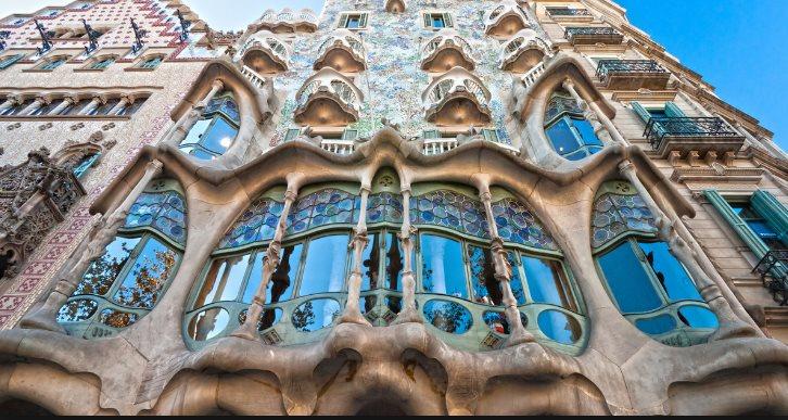Que ver de Gaudí en Barcelona (y otros lugares)