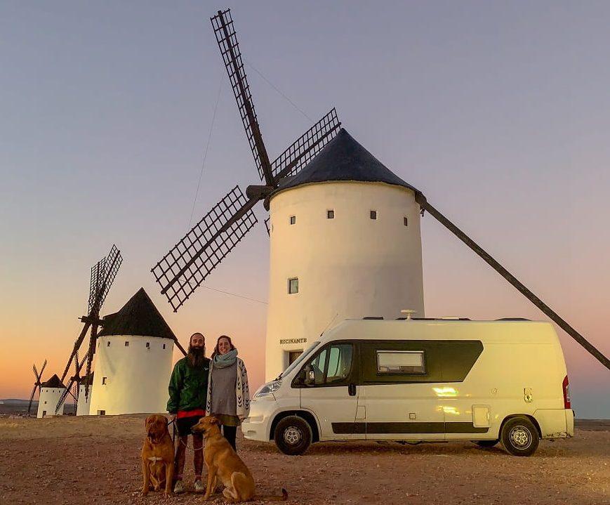 Nosotros cuatro en Alcázar de San Juan (Castilla La Mancha)