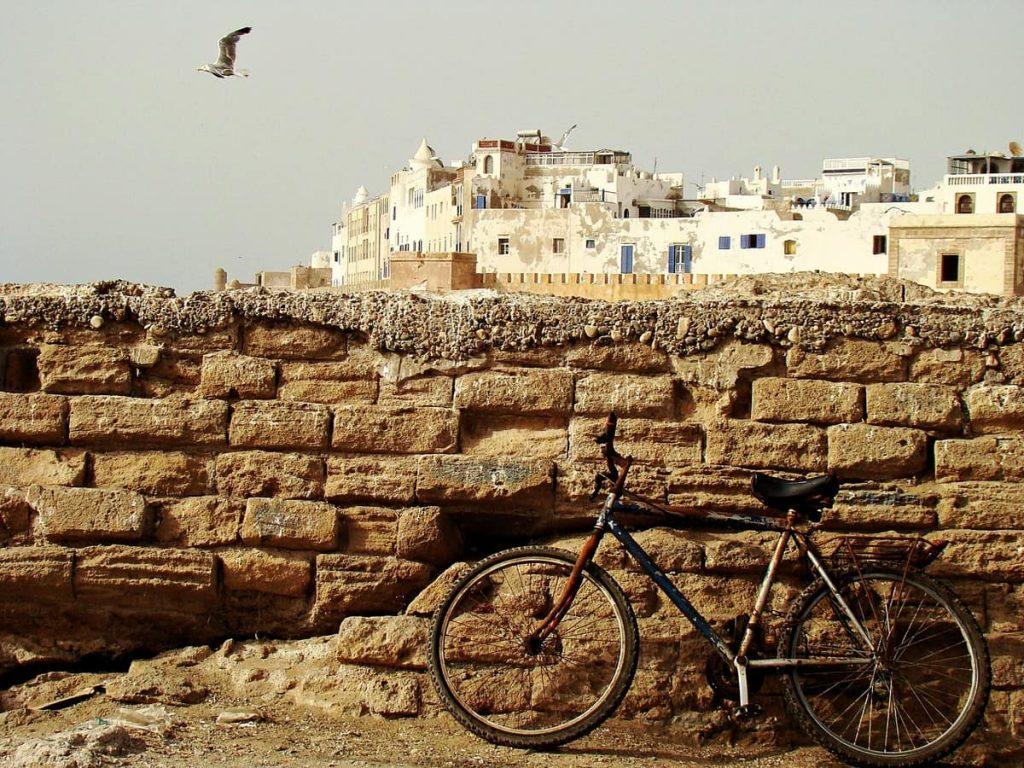 La ciudad costera de Essaouira