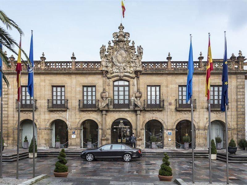 El Hotel Reconquista es el más famoso de la ciudad