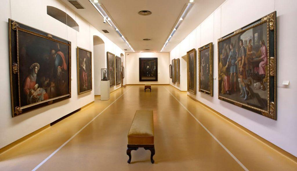 Museo de bellas artes, Oviedo