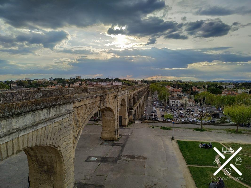 Acueducto San Clemente en Montpellier