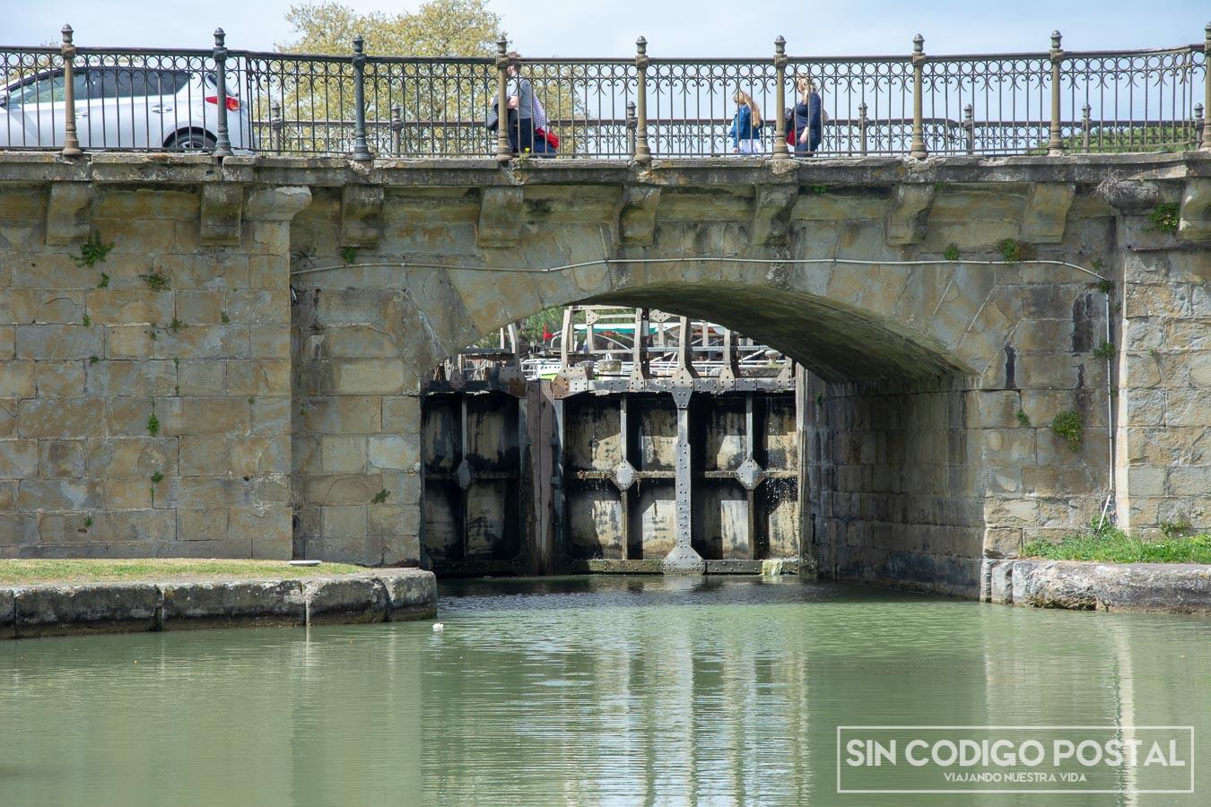 Canal Du Midi Carcasona