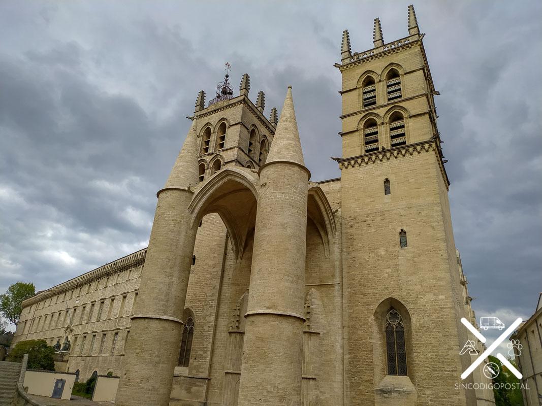 Catedral de San Pedro en Montpellier