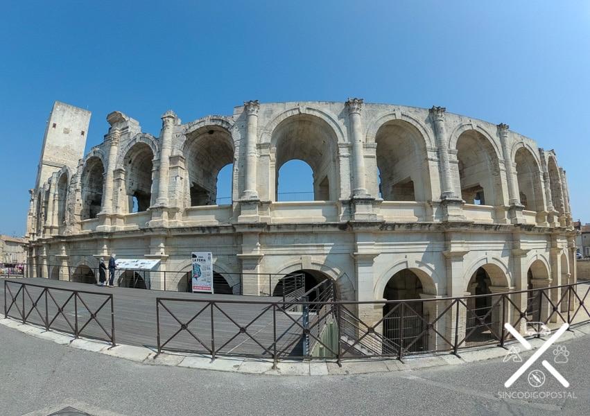 Coliseo de Arlés