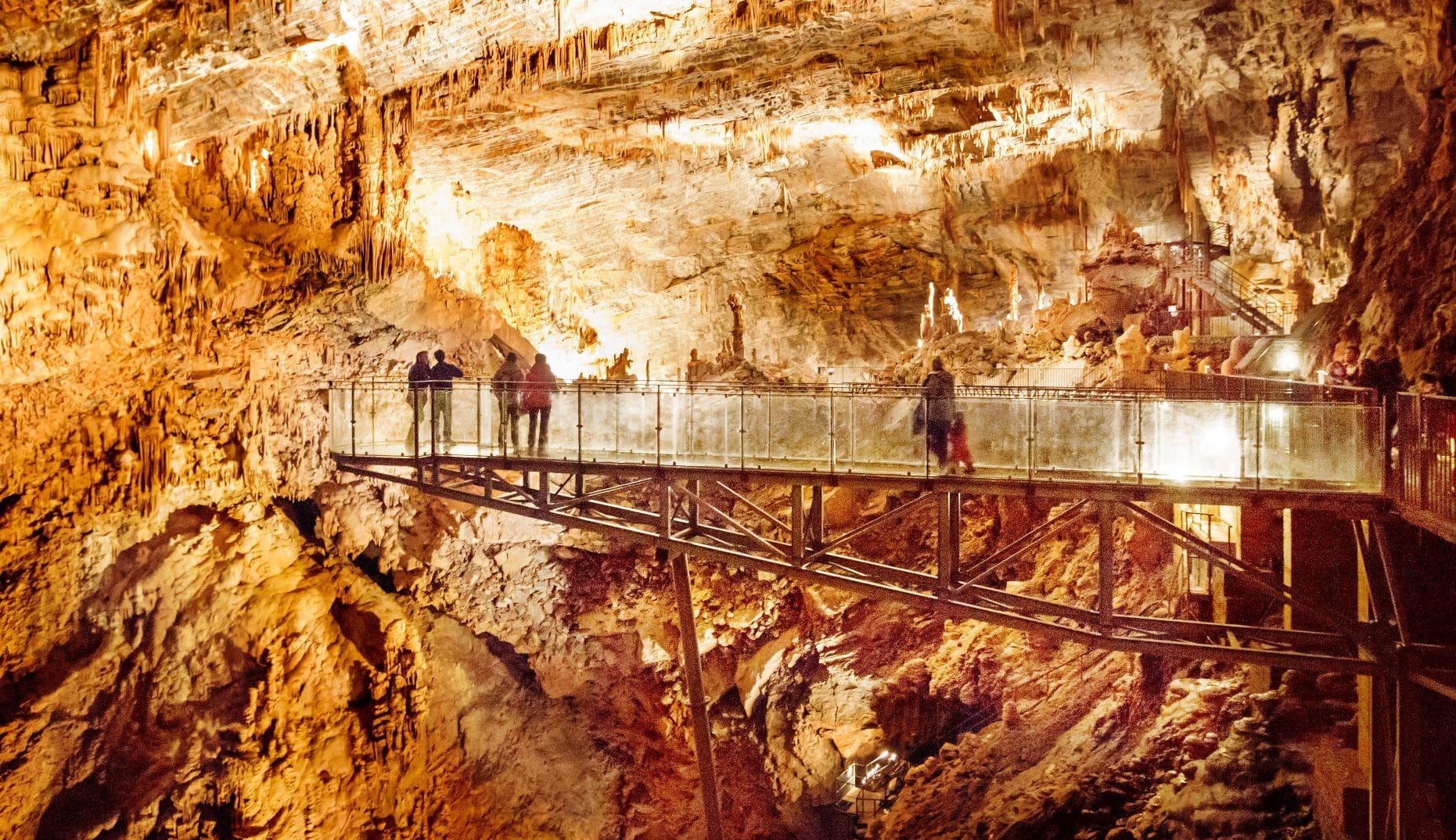 Cueva de Cabrespine en Carcasona
