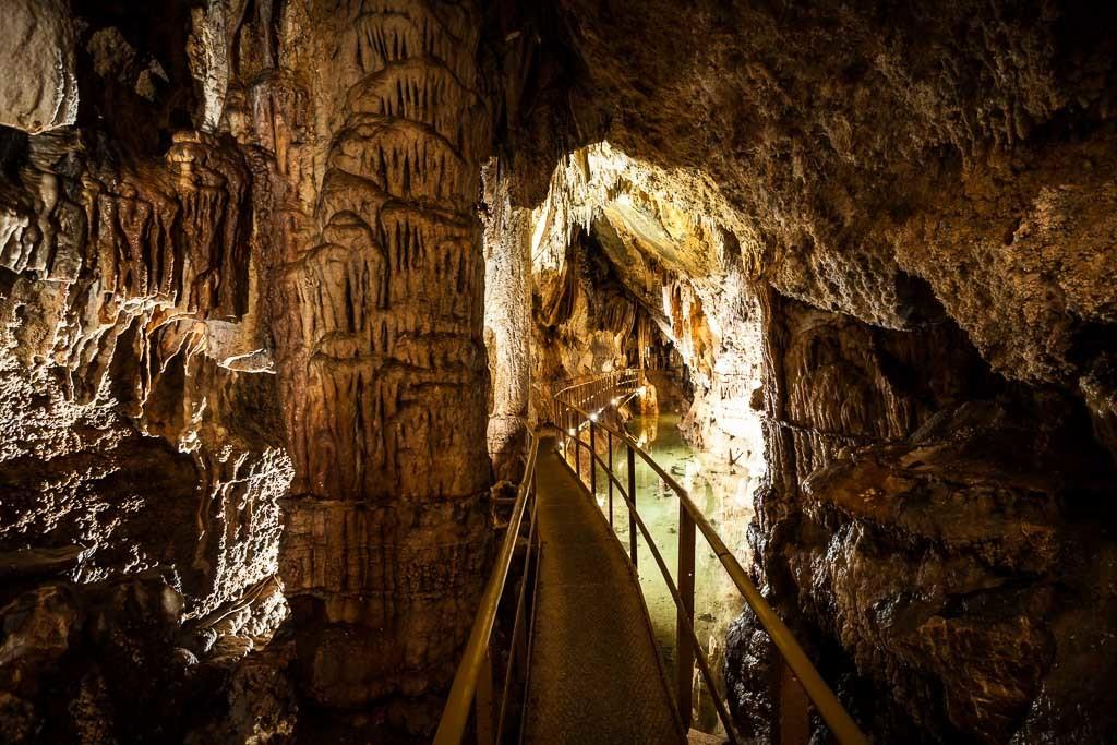 Cueva de Limousis en Carcasona