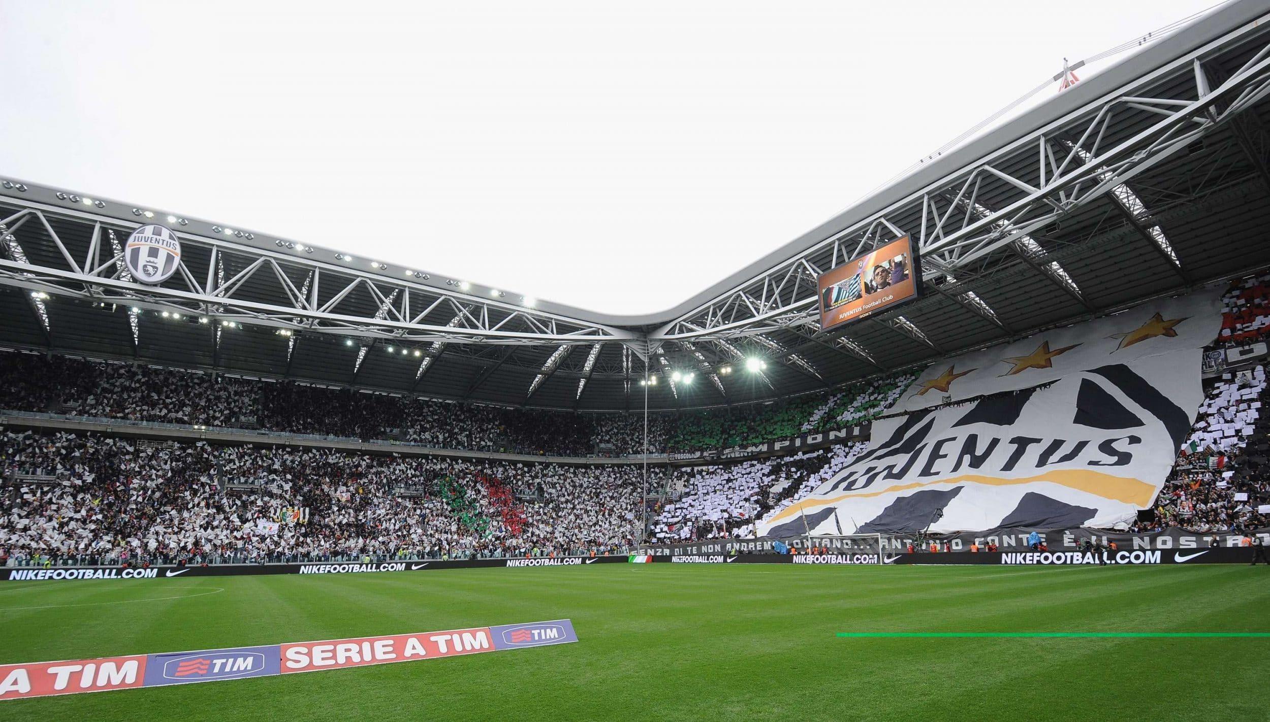 Estadio Juventus en Turín
