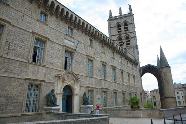 Facultad de Mediciana Montpellier