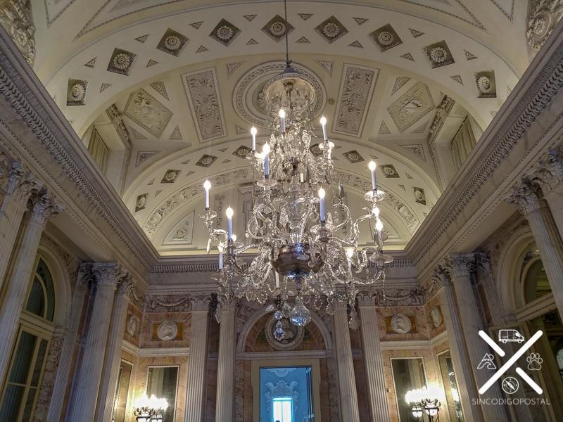 Gran habitación Palacio Borromeo