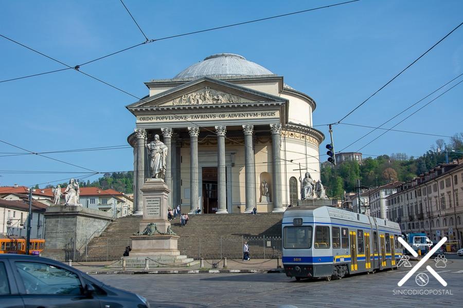Iglesia Madre de Dios en Turín