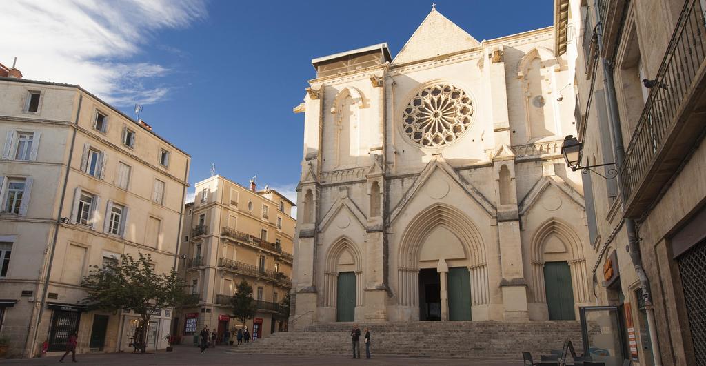 Iglesia de Sant Roch en Montpellier