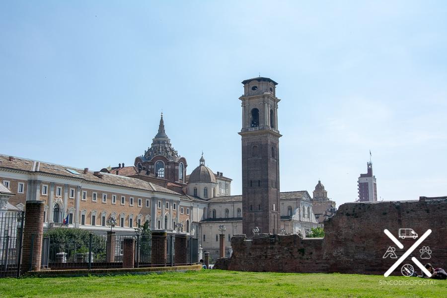 Jardín Real de Turín