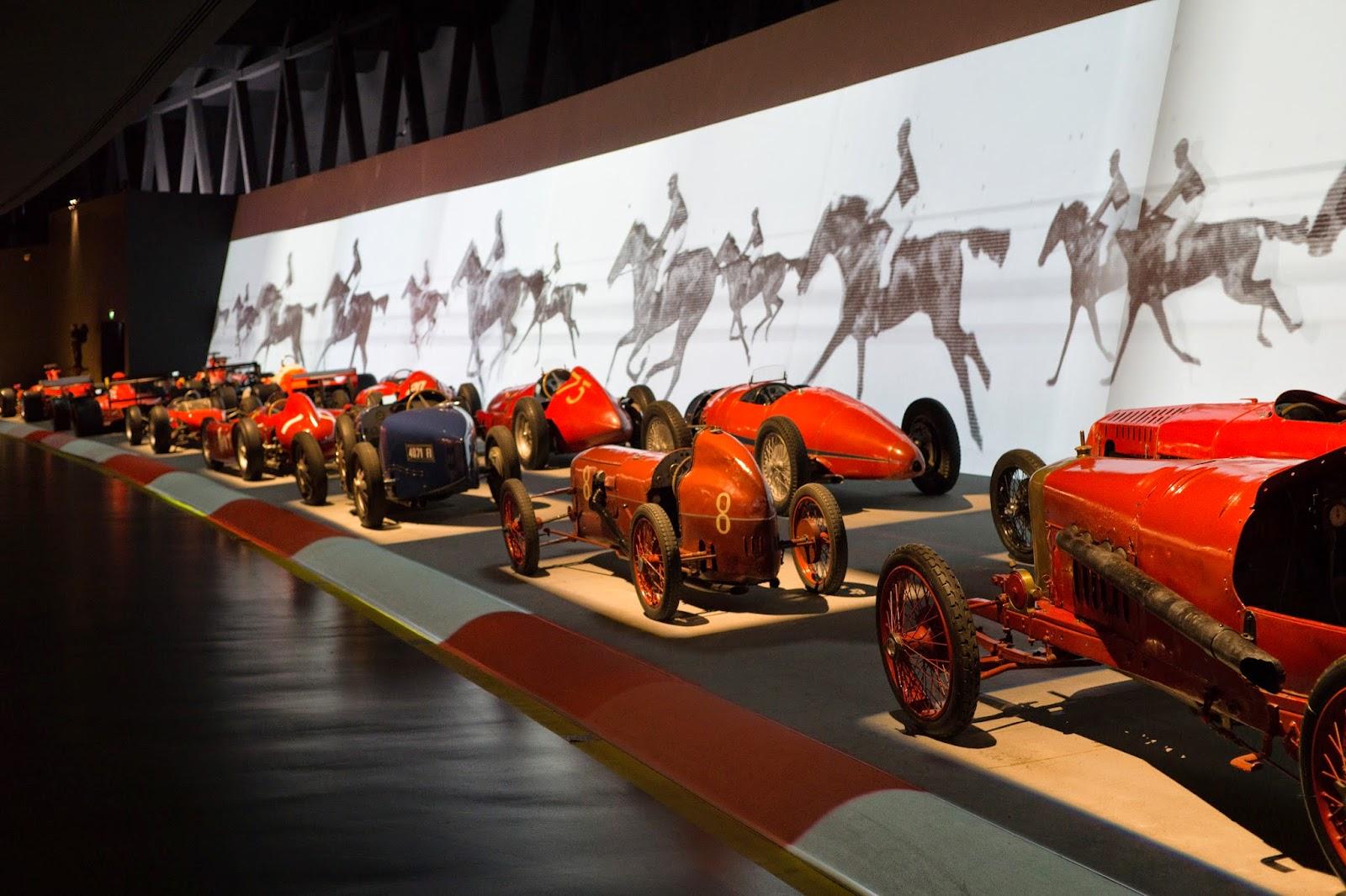Museo del automóvil de Turín