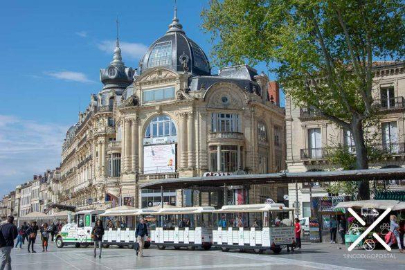 Que ver y hacer en un día en Montpellier [con mapa]