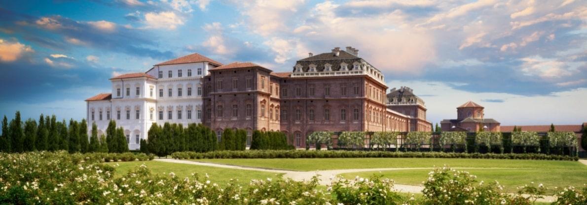 Palacio de Venaria en Turín