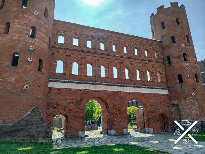 Puerta Palantina de Turín