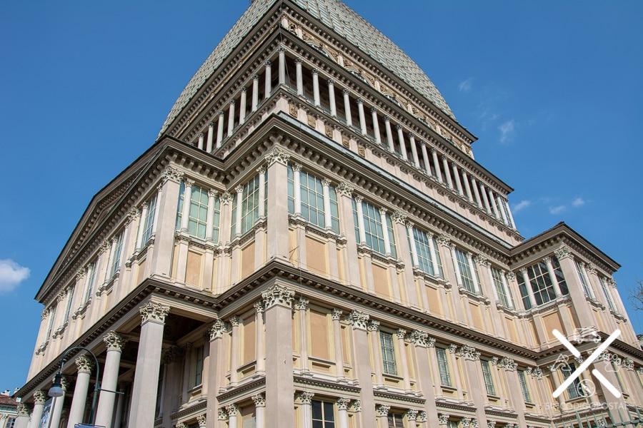 Torre Antoneliana de Turín