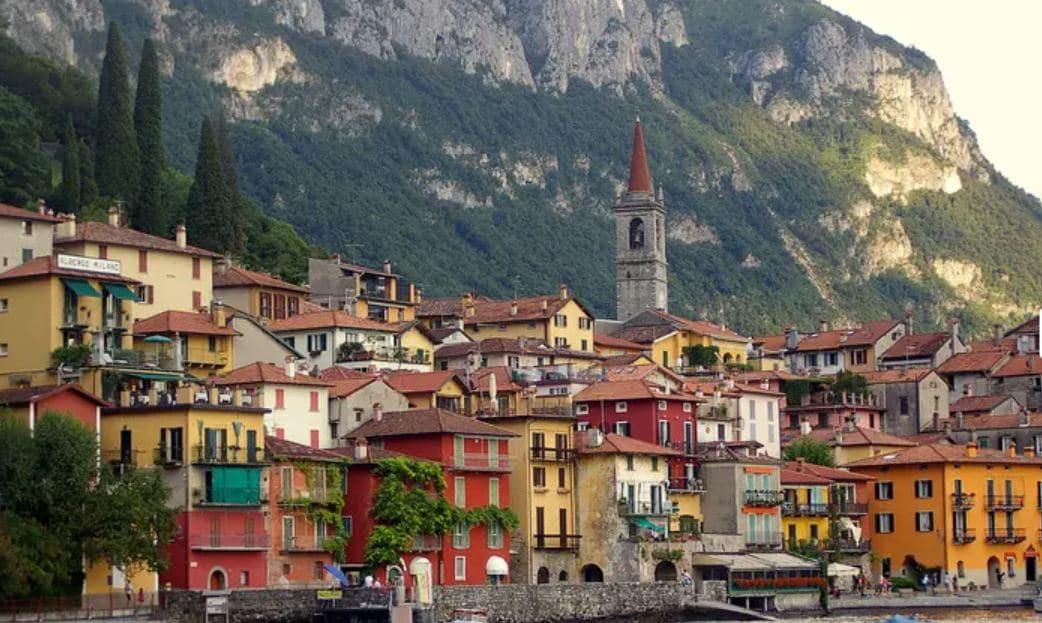 Varenna Lago di Como