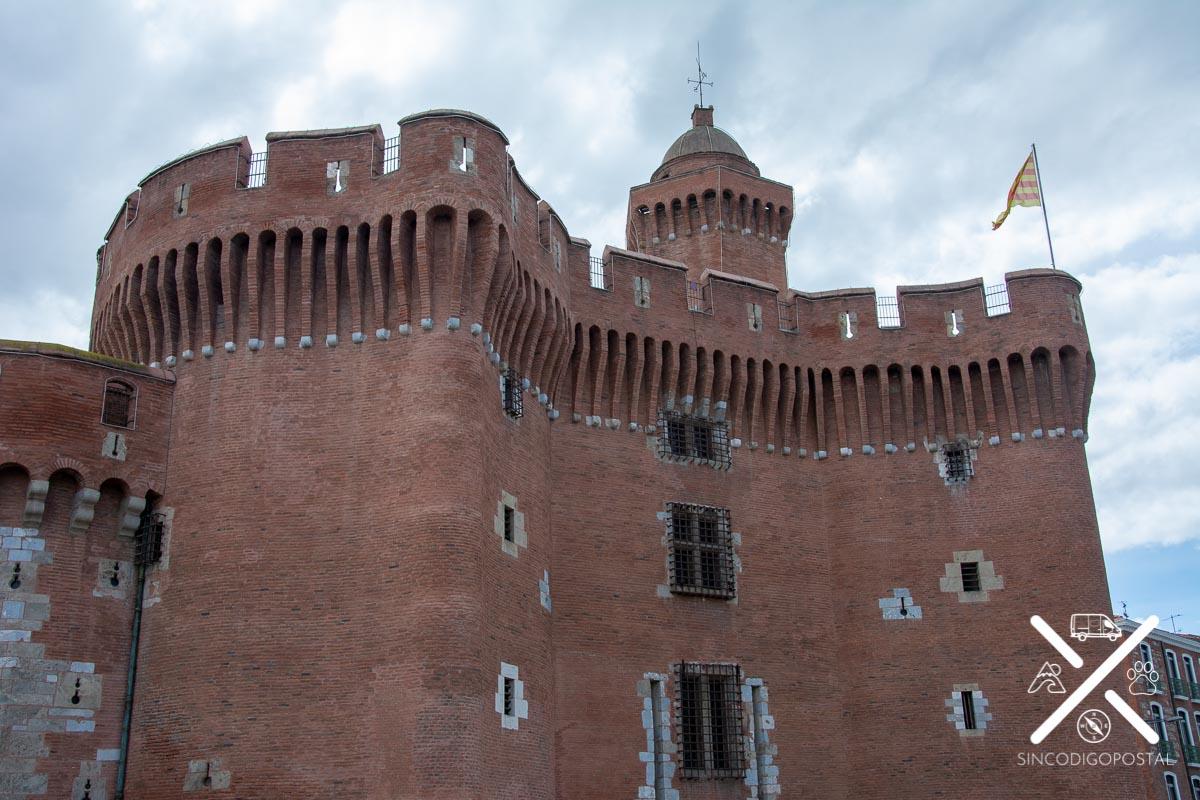 El Castillet de Perpignan