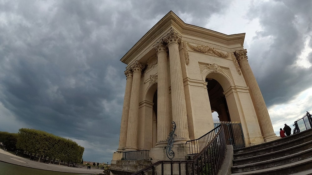 Chateau d´Eau Montpellier