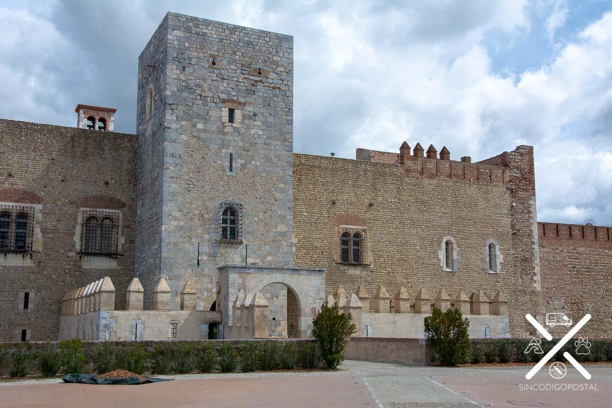 Palacio de los reyes de Mallorca, en Perpiñán