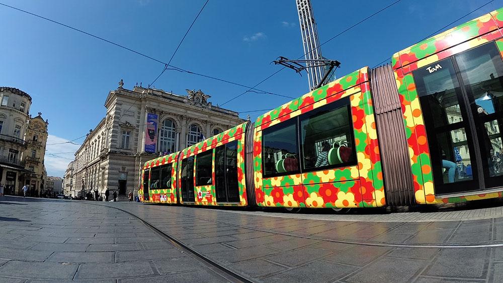 Tranvia Montpellier