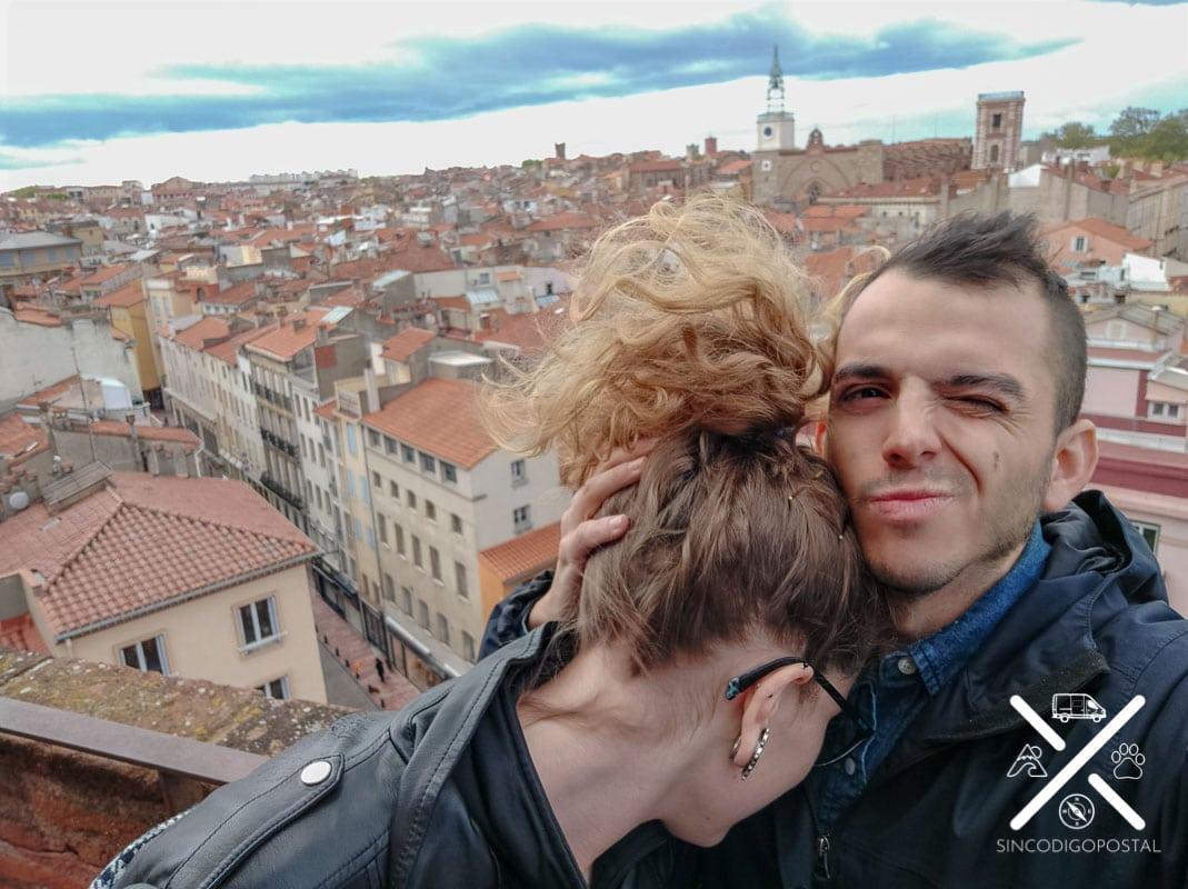 Vistas Castellet Perpiñan