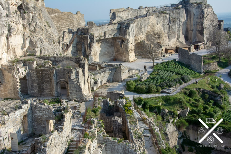 Castillo de Baux