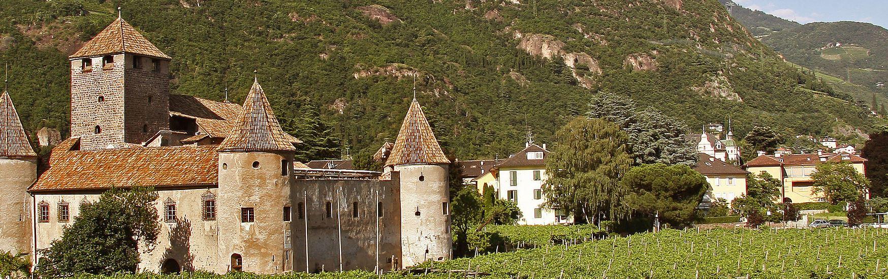 Castillo de Mareccio