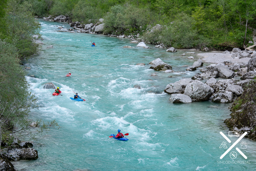 Descenso río Soca