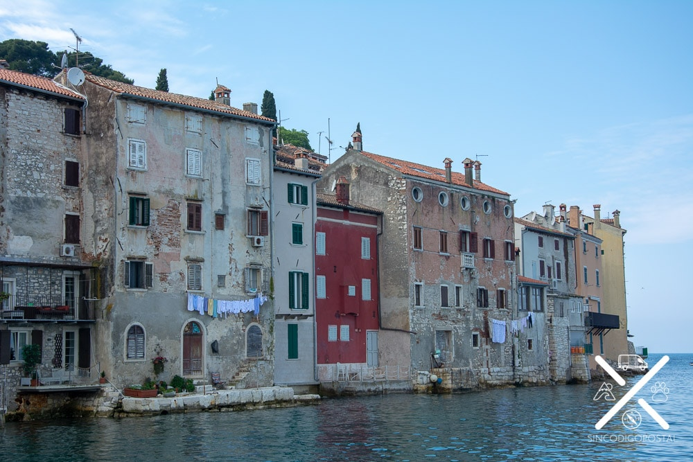 Foto de Rovinj que te traslada a Venecia