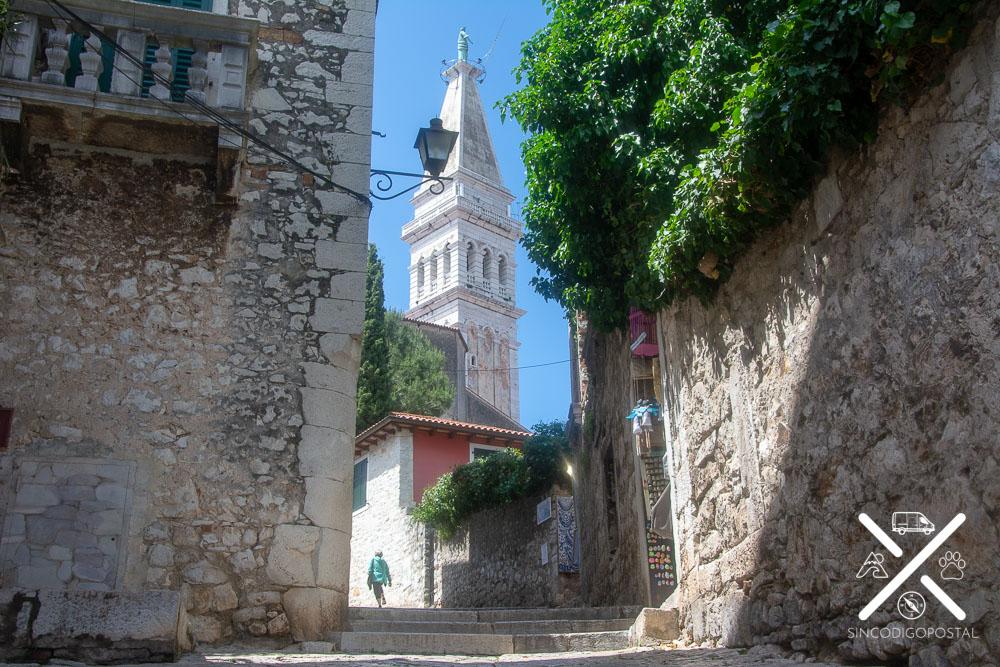 Iglesia de Rovinj