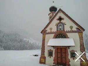 Iglesia de San Giovanni in Ranui nevada