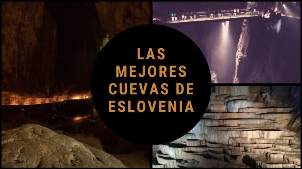 Las mejores cuevas de Eslovenia
