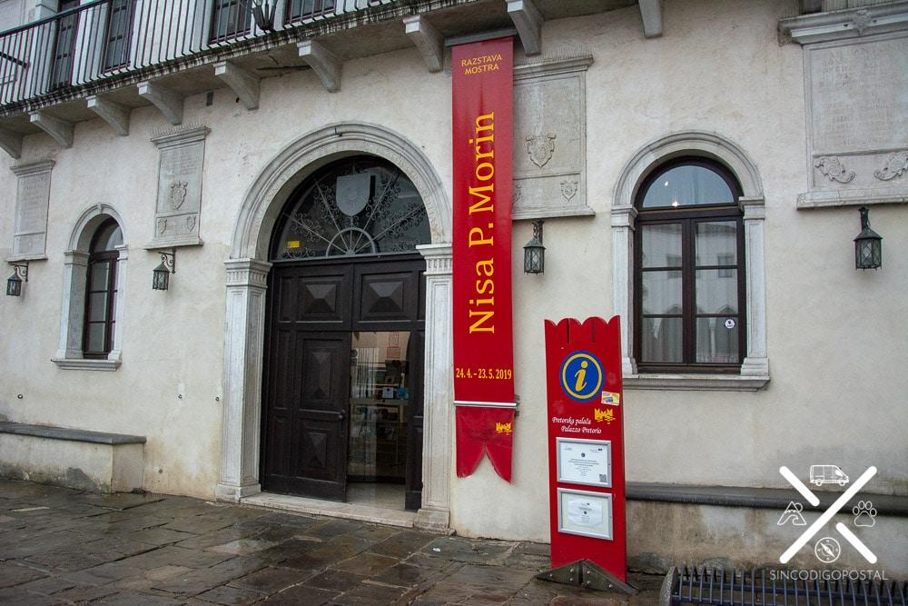 Oficina de turismo de Koper
